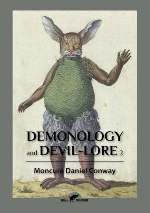 Demonology and Devil-Lore 2 - Occult Bookstore VAMzzz